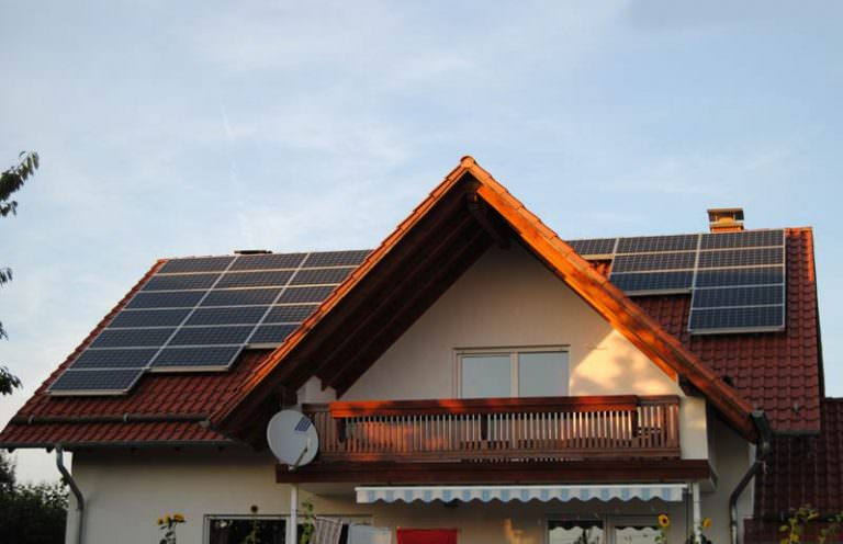 5,58 kWp Photovoltaikanlage in Bad Emstal