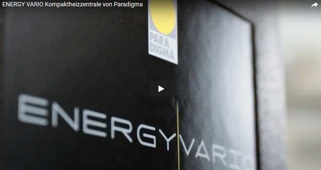 video gasheizung mit brennwerttechnik